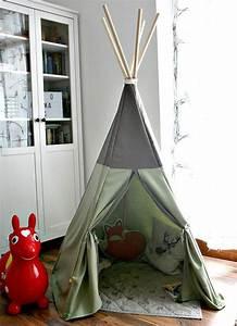 Tipi Kinderzimmer Selber Bauen : tipi diy zelt selber machen zelt kinderzimmer kinder zelte und tipi kinderzimmer ~ Watch28wear.com Haus und Dekorationen