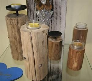Kerzenständer Holz Groß : kerzenst nder holz und metall ~ Eleganceandgraceweddings.com Haus und Dekorationen