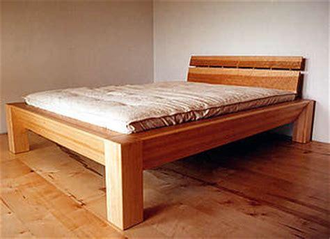 Individuelles Bett Vom Schreiner In Grafing Bauen Lassen