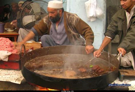 umer cuisine peshawari chapli kabab travel peshawar