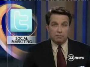 KDAF-TV News Story on Southwest Airlines and Twitter - YouTube