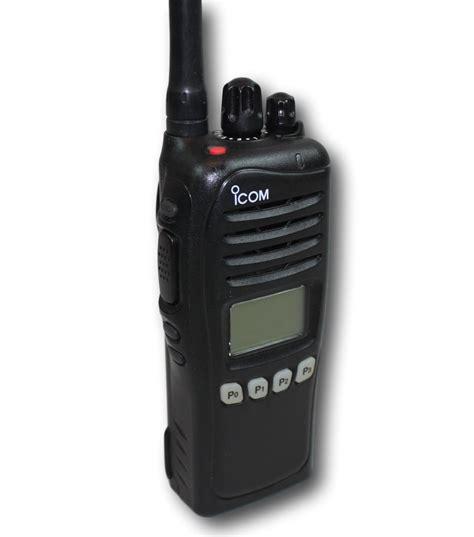 Icom IC-F4161DS   UHF (400-470MHz) Portable Radio - Used ...