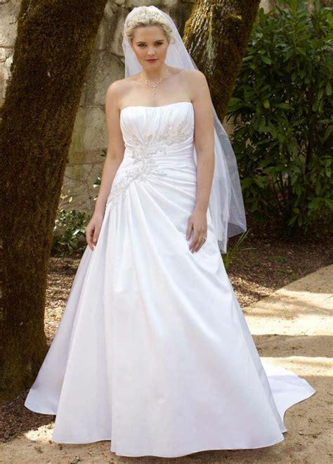 ivory lace wedding dress davids bridal overlay wedding