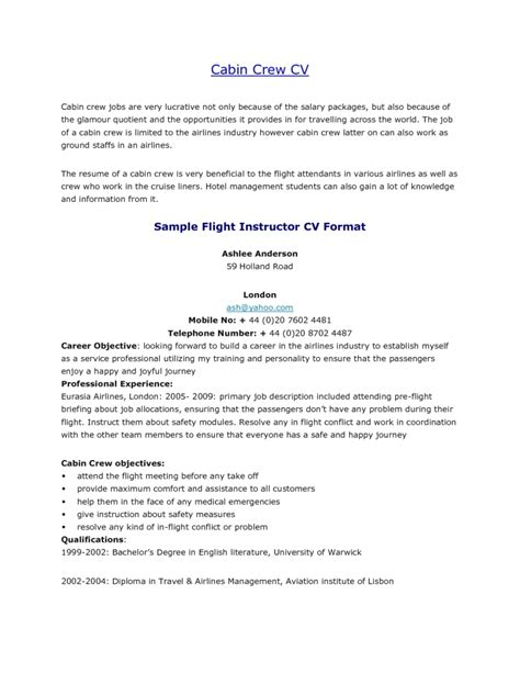 Resume format cabin crew job perfect resume format jpg 791x1024