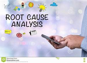 Root Cause Analysis Stock Image  Image Of Grunge  Goal