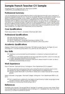 curriculum vitae format for freshers doc curriculum vitae for teachers free sle bestsellerbookdb
