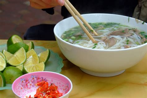 cuisine vietnamienne pho