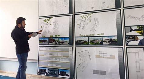 EMU Architecture Department Graduation Jury Hosted 38