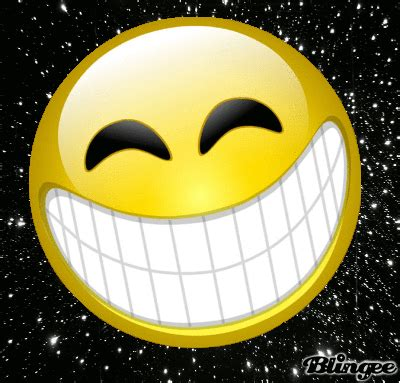 smiley face gif  gifer  swordmaster