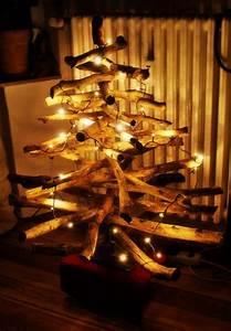 Basteln Mit ästen Aus Dem Wald : ein weihnachtsbaum aus sten handmade kultur ~ Buech-reservation.com Haus und Dekorationen