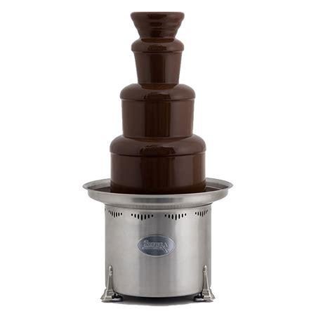 large chocolate fountain snack  fun food concession rentals phoenix az arizona