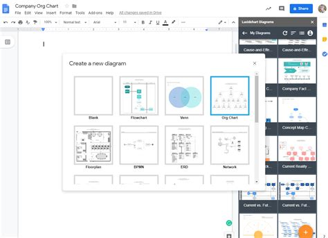 how to make an org chart in google docs - Bamil