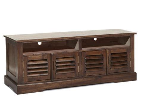 meuble cuisine bali meuble tv bali 2 niches 4 portes teck massif