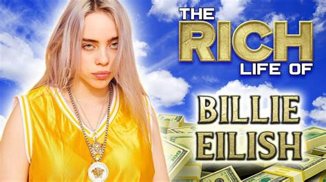 billie eilish  rich life forbes net worth  clothes car house youtube