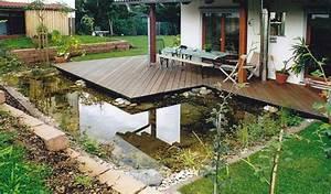 Gartengestaltung Mit Teich : glass furniture gartengestaltung bachlauf ~ Markanthonyermac.com Haus und Dekorationen