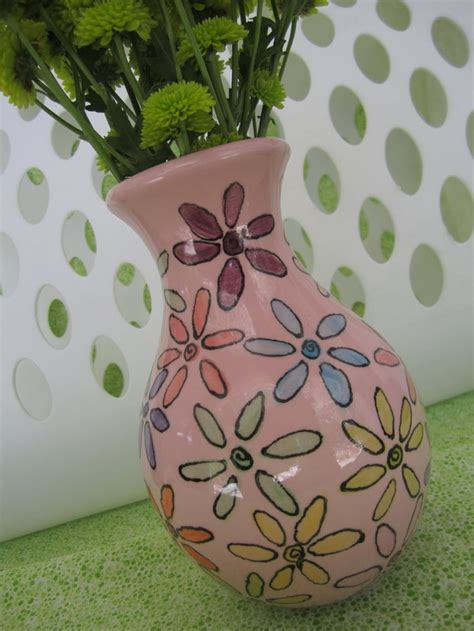 painted pottery ideas images  pinterest