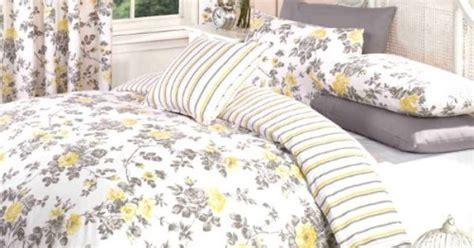 vintage floral duvet cover poly cotton print bedding bed