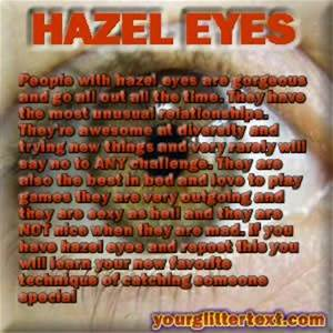 Hazel eyes, Eyes and Color meanings on Pinterest