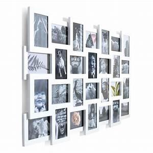 Grand Pele Mele Photo : pureday p le m le galerie de photos pour 28 photos en mdf blanc achat vente p le m le photo ~ Teatrodelosmanantiales.com Idées de Décoration