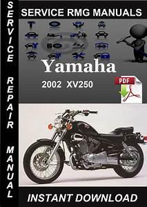 2002 Yamaha Xv250 Service Repair Manual Download
