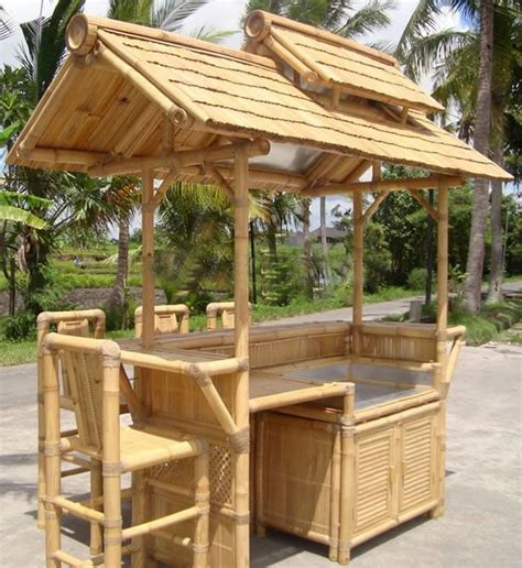 Bamboo Tiki Bar Plans by 68 Best Images About Outdoor Bar Ideas On