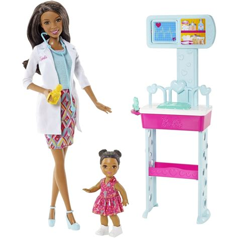 barbie anything mattel doctor dolls thanks showing charmposh play sets conversation absolutely cultural listening brand careers