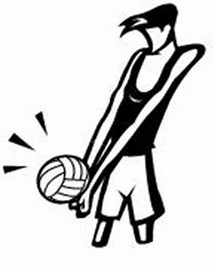 Volleyball Clipart - Awesome and FREE! - Volleyball Court ...