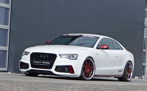 Senner Tuning Audi S5 Coupe 2014 Widescreen Exotic Car