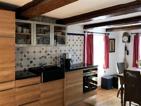 Küche Mit Sitzplatz by Ferienhaus Am Hafen Prerow Familie Garve