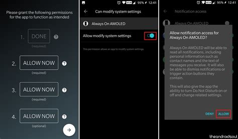 how to get always on display on any android device right now