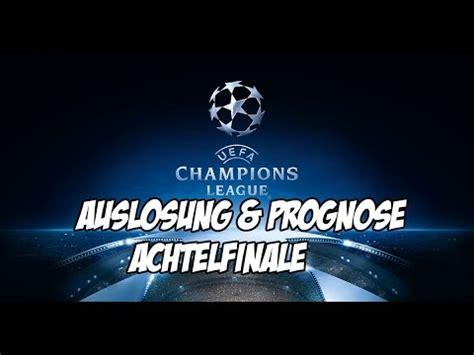 Die köpenicker hatten sich am ende der vergangenen saison in einem fotofinish gegen borussia durchgesetzt im. Champions League Auslosung Achtelfinale 2016/2017 ...