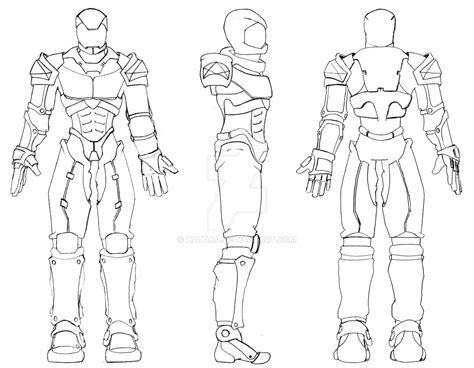 blender male template pmc male model sheet by hataka on deviantart