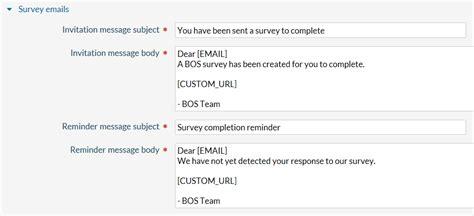 survey email template survey email invitation template diabetesmang info