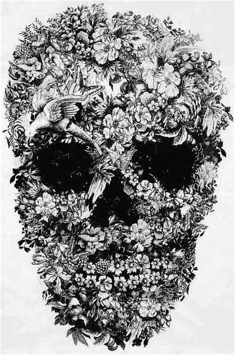 Nature Kills Skull Best Tattoo Ideas Gallery