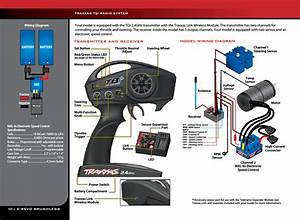 Traxxas Tqi Receiver With Oba Wiring Diagram