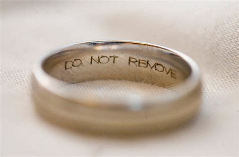 how to write name on wedding rings wedding couples guide
