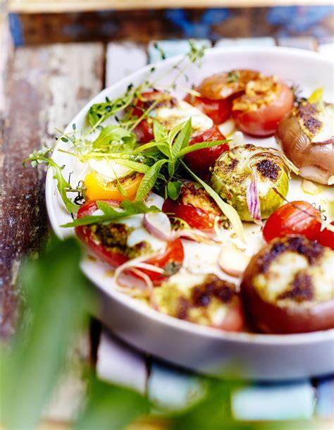 cuisine des legumes légumes farcis mozzarella parmesan pour 6 personnes