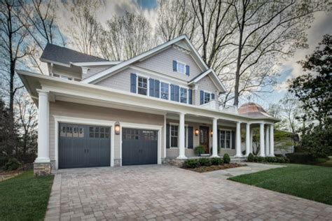 nantucket style custom home traditional exterior dc