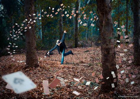 Photographer Recreates His Dreams as Surreal Photographs ...