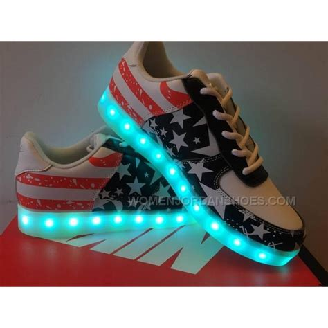 new nike light up shoes nike air 1 colorful lights 202 price 73 00