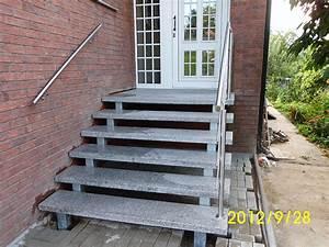 Kosten Neue Treppe : aussentreppen aus stein treppenbau baustoffe st bing ~ Lizthompson.info Haus und Dekorationen