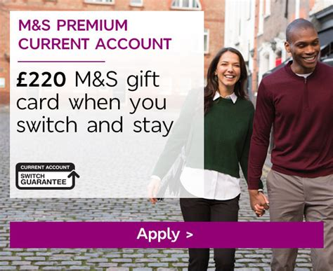 Some offers mentioned below are no longer available. M&S Premium Current Account Overview   M&S Bank