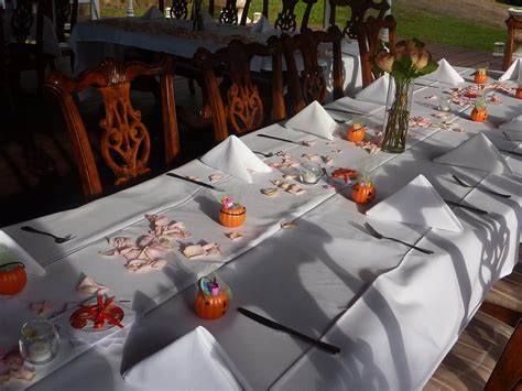 simple table decor for wedding photograph decorating recta