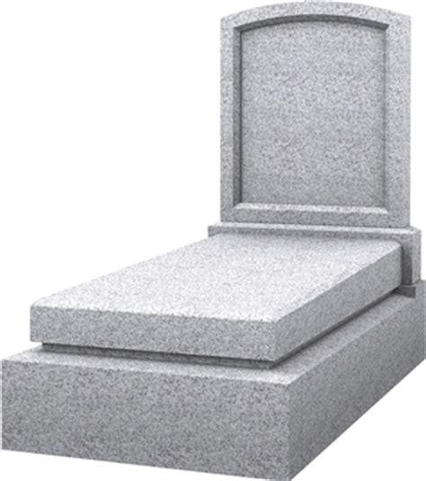 chambre des metiers monument éraire tombeau avec stèle granit blanc perle
