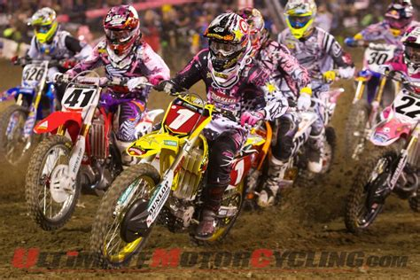 motocross ama schedule 2013 ama supercross schedule updated ultimate