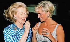 A wicked stepmother? No, Diana came to love 'Acid Raine ...