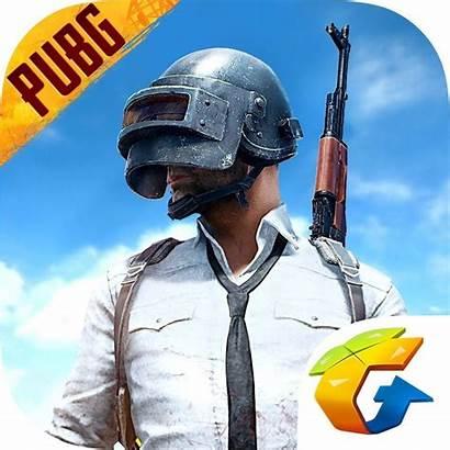 Mobile Pubg Battlegrounds Games Button
