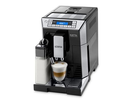 delonghi automatic cappuccino delonghi eletta cappuccino ecam 45760b automatic espresso maker best machine with best
