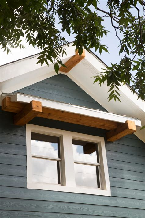 modern window awning hgtv