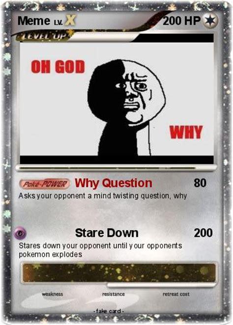 Meme Card Generator - pokemon card memes images pokemon images